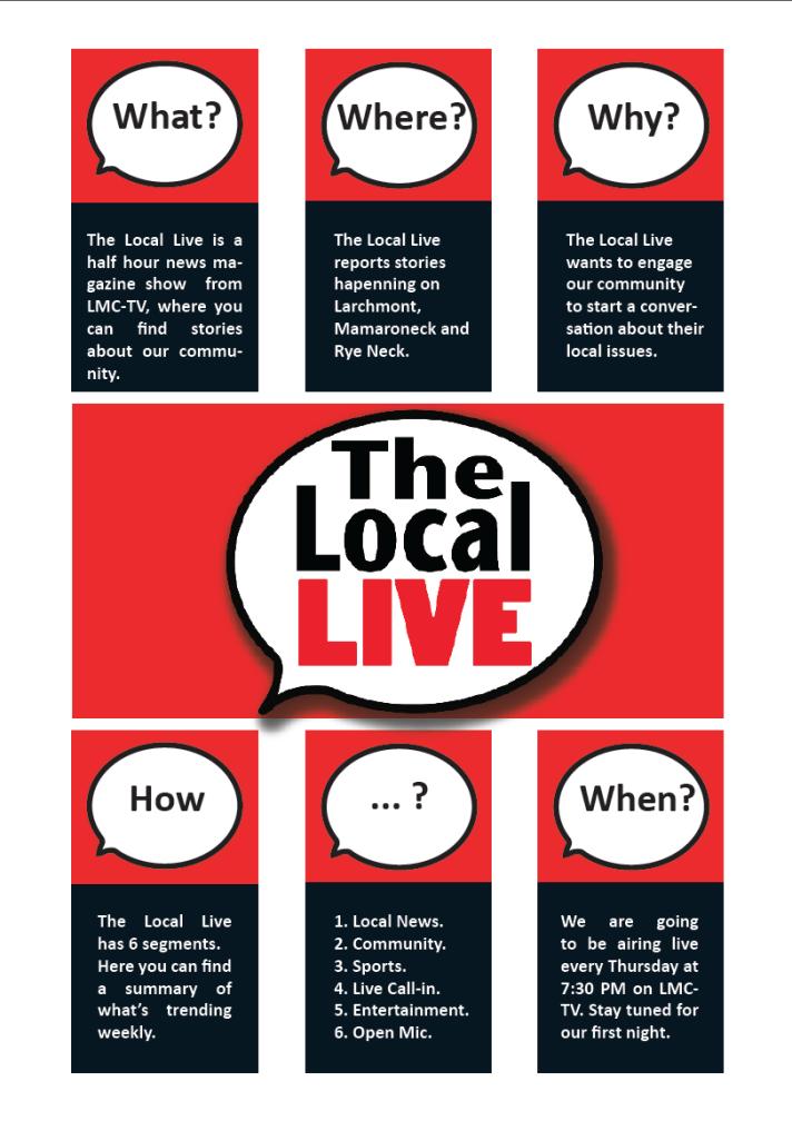 The LMC-TV Local Live