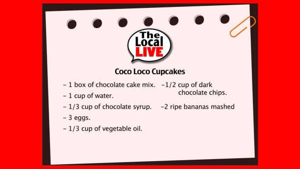 chocoloco cupcakes recipe