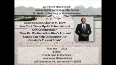HRC-MLK Celebration with Charles M. Blow