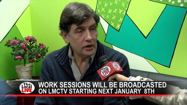 Work Sessions-LMCTV