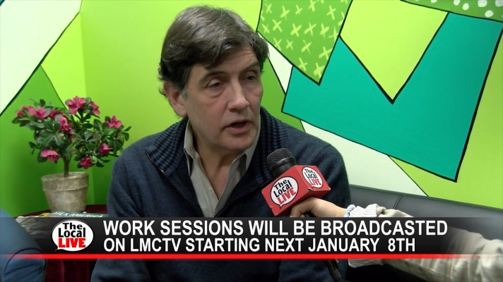 Work Sessions-LMCTV