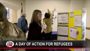 A Day of Action for Refugees