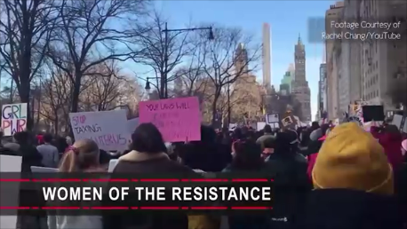RT Women of the Resistance
