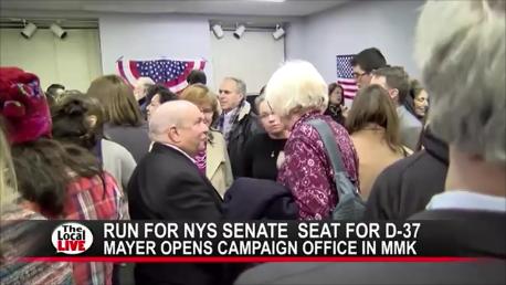 Vacant NY Senate Seat