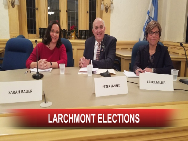 LARCHMONT ELECTION INSERT